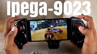 Unboxing and Review of Ipega-9023 Wireless Gamepad Controller