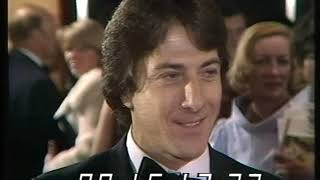 Dustin Hoffman interview | Kramer vs Kramer | Royal Film Premier | 1980