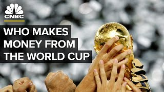2018 FIFA World Cup: Who Makes Money | CNBC