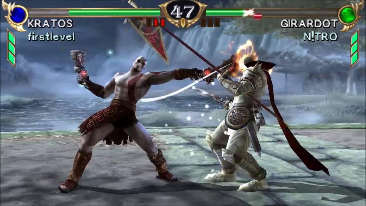 [TOP 10] Game Fighting Dengan Grafis HD Terbaik PSP 5