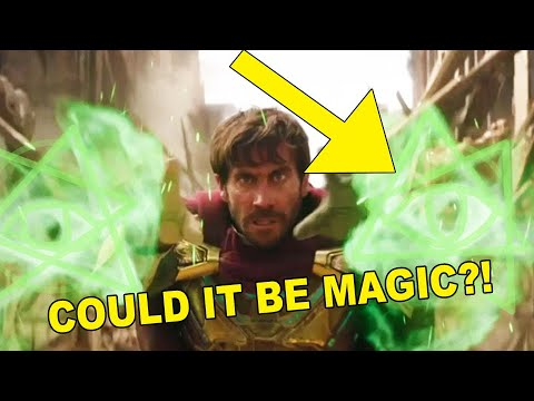 Spider-Man: Far From Home - Mysterio's Doctor Strange Link EXPLAINED