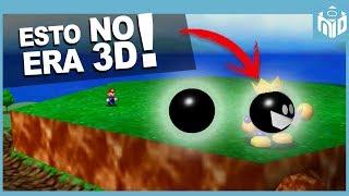 5 TRUCOS VISUALES en juegos de Nintendo que ENGAÑARON a TODOS | N Deluxe
