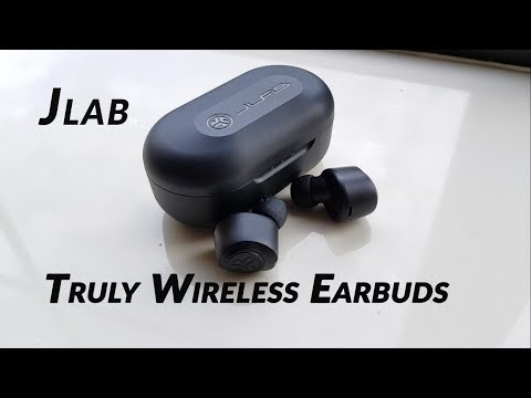 Jlab Truly Wireless Earbuds