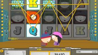 South Park Slot Mega Big Win!! Stan Bonus 2cents(At Tropezia Palace casino online Real money., 2014-06-12T02:01:46.000Z)