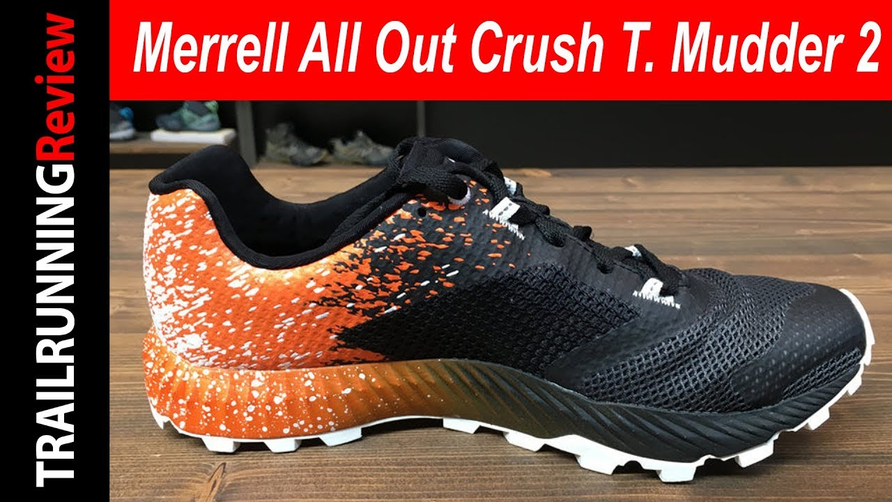 c21b79b8a0 Merrell All Out Crush Tough Mudder 2 Preview - YouTube