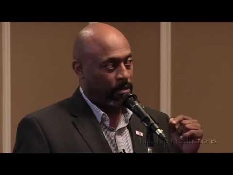 K. Carl Smith explains the Frederick Douglass Republican Methodology