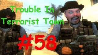 Trouble In Terrorist Town (#58) Traitor in the mist (W/ SleepySatchelZ)