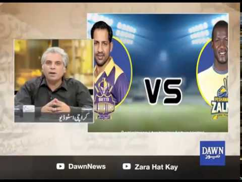 Zara Hat Kay - 21 March, 2018 - Dawn News