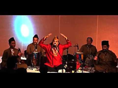 Tajdar E Haram Ho Nigaah E Karam Amjad Sabri Qawwal   YouTube