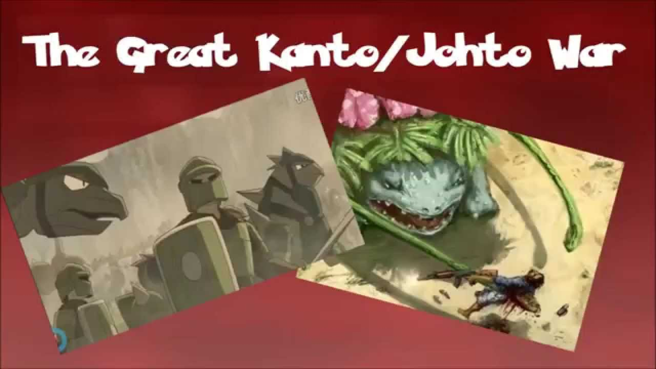 Pokemon Theorien - The Great Kanto/Johto War - PokéBree ...