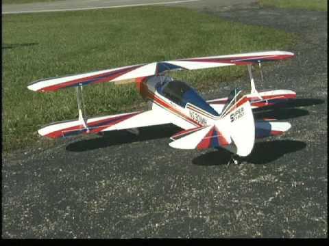 Spotlight: Great Planes Super Skybolt 60 ARF