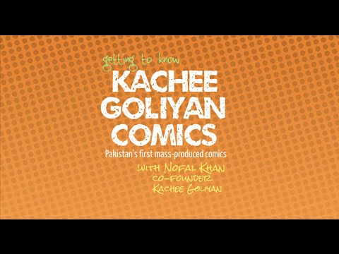 Success Story of Pakistan's First Comic Book Startup