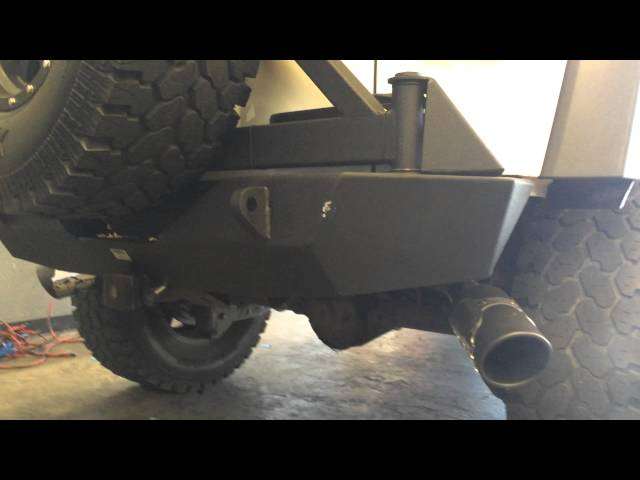 Which Exhaust Would You Prefer Gibson Or Magnaflow Jeep Wrangler Forum: Metal Mulisha Exhaust Jeep Jk At Woreks.co