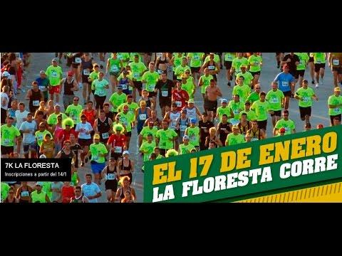 7kLaFloresta PARTE 1 carrera en La Floresta, Canelones,  Uruguay 17 de Febrero de 2015