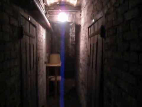 Trip into the basement of an old Paris apartment building