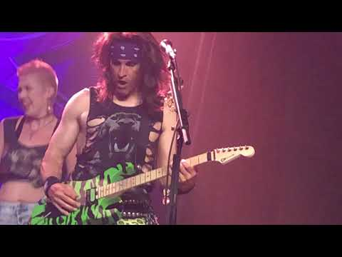 Steel Panther Live In Asheville, NC - 17 Girls In A Row
