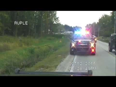 Johnny Manziel Dash Cam #2 - ENTIRE VIDEO - Browns LB Paul Kruger shows up