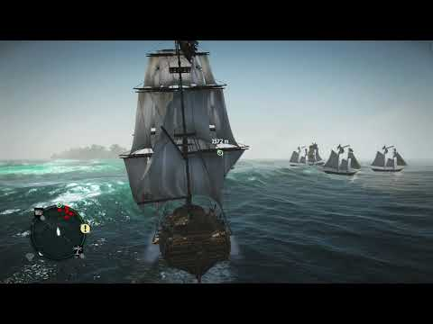 Assassins Creed 4: How to get the last naval contract