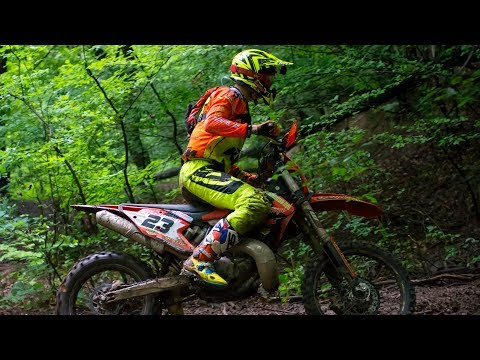 Hard Enduro - Forest of FEAR - Onboard