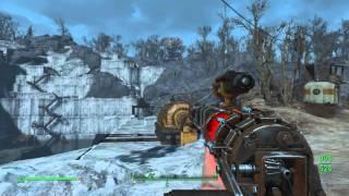 Fallout 4 022 - Возвращение в карьер