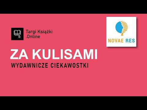 Ciekawostki z pracy Wydawnictwa Novae Res