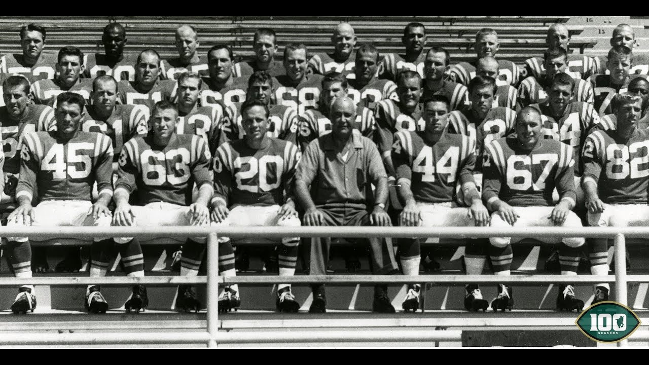 Cal Poly Football 100 Seasons Of Football The 1960s Youtube