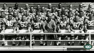 "Cal Poly Football - 100 Seasons of Football ""The 1960s"""