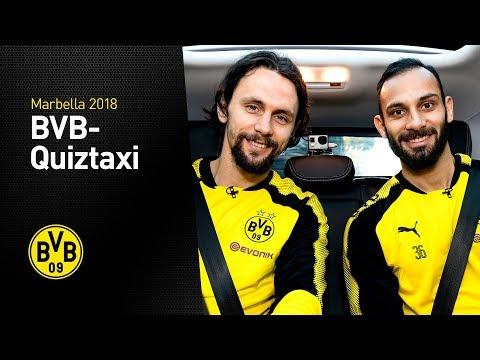 BVB-Quiztaxi in Marbella - Teil 3 | Marbella 2018