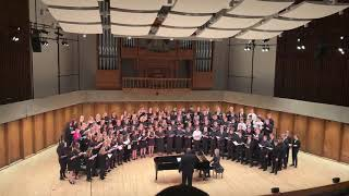 2020 BOCH Festival UNO Honor Choir (Let the Music Fill Your Soul)
