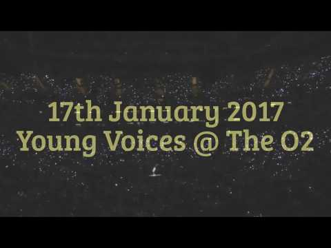 2017 - January - Young Voices @ The O2