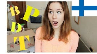 Hear the Difference: B&P, D&T and L&R in Finnish   KatChats