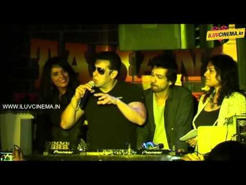 Salman Khan Launching In Da Club track...
