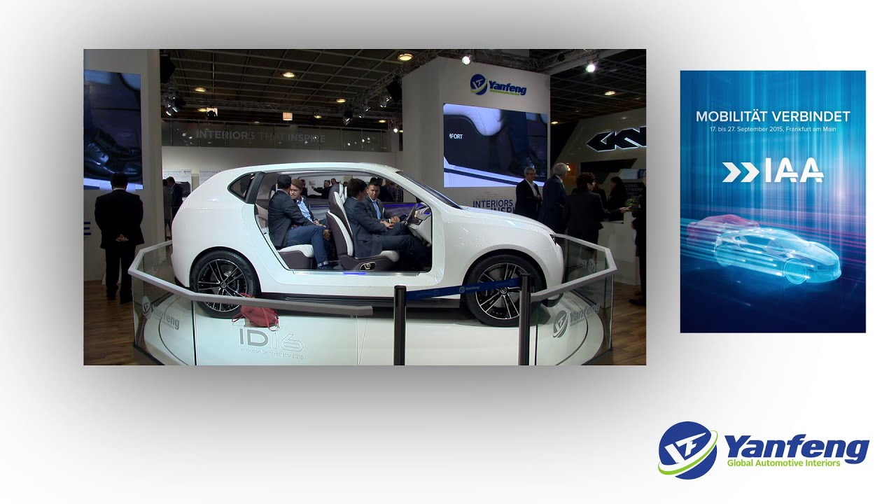 Talk With Johannes Roters Ceo Yanfeng Automotive Interiors And In German Only