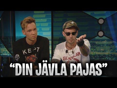 JOAKIM LUNDELL & BEN MITKUS VS GULDTUBENS GRUNDARE (LIVE TV)