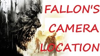 Dying Light - Fallon s Camera Location - Aparat Fallona