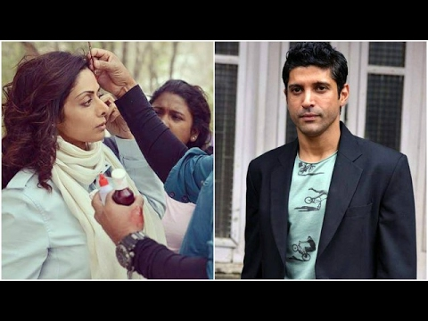 Sridevi's Movie Mom's Satellite Right Sold   Farhan's Preview Theatre Reopens