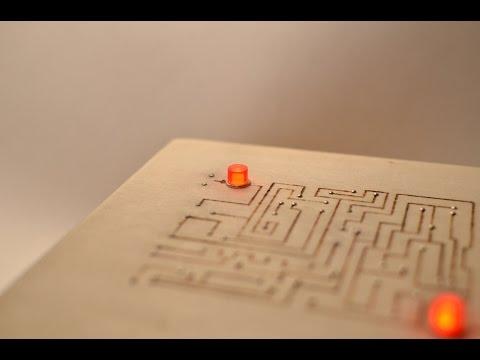 DIY Electronic puzzle box