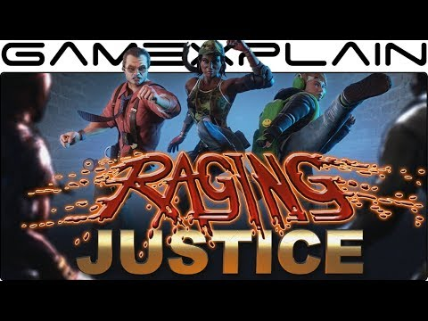 Raging Justice - Game & Watch (Nintendo Switch)