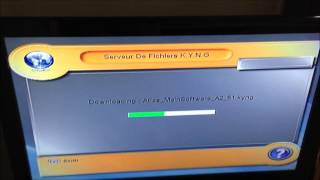 [Tuto] Flashage et mise à jour d'un Recepteur Atlas E - Méthode 2 - Mise à jour via serveur