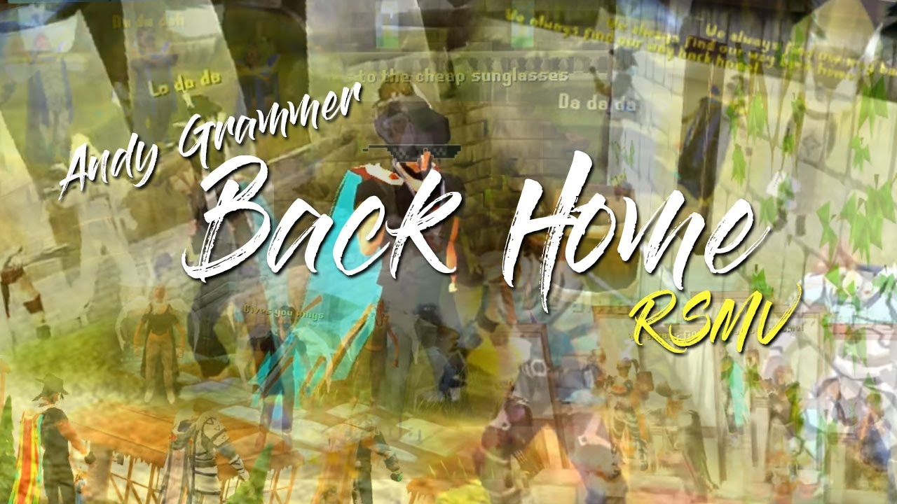[RSMV] Andy Grammer - Back Home