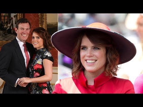 Princess Eugenie have shared details of their upcoming royal wedding