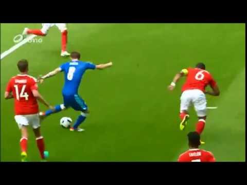 Pays de Galles vs Slovaquie 1-1 Goal Duda fait  Euro 2016