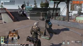 [Khám phá] Trải nghiệm Disorder bản PC: Game bắn súng nhiều lớp nhân vật như MOBA