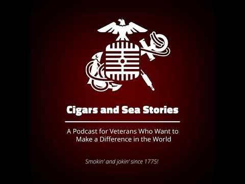 230: John Murphy, Marine Veteran, Author of Black Saber Novels