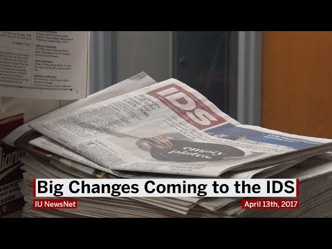 Big Changes Coming to the IDS