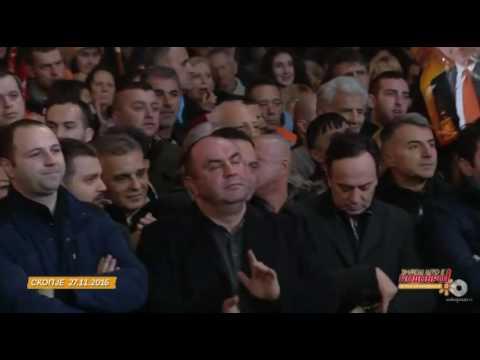 Никола Груевски митинг ВМРО ДПМНЕ Скопје