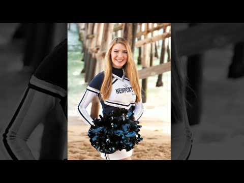 NHHS Cheer Squad Photography 2013 ~ Newport Beach