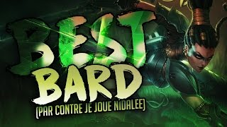 Nidalee Jungle avec un Deus du Bard