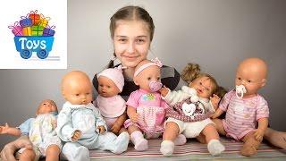 Обзор всех моих кукол. Мои любимые куклы беби бон. Беби бон видео 4.(Обзор всех моих кукол. И моя любимая кукла беби бон Соня. На нашем канале мы представляем видео обзор игруше..., 2016-01-30T20:16:11.000Z)
