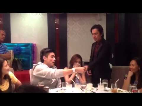 [#A Funtasy Date with Kim and Xian] Breaking it down
